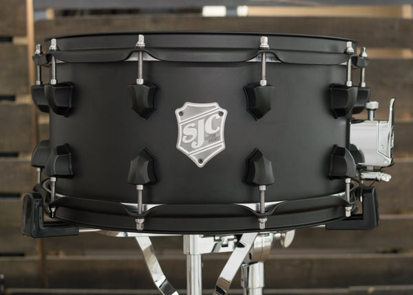*BLEMISHED* 7x14 Powdercoated Titan Aluminum Snare