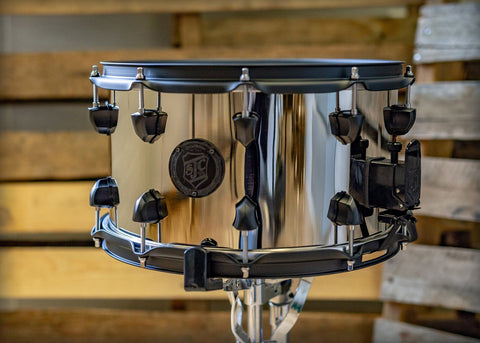 LTD Edition Snare - Nickel/Shield
