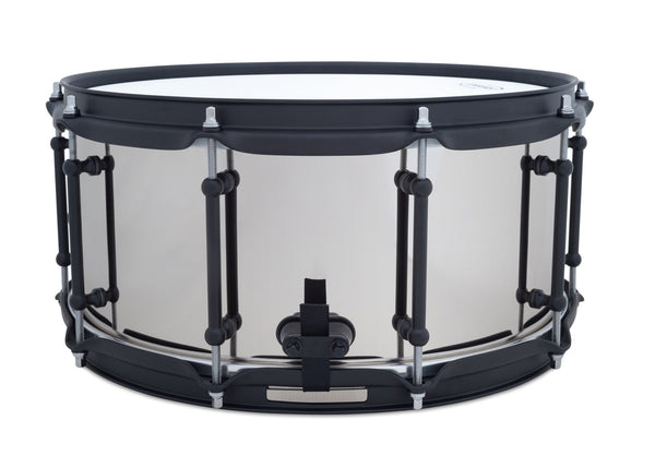 LTD Edition Snare - Nickel/Black