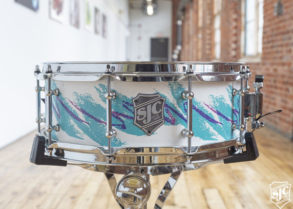 5x14 M5 Maple Snare - Solo Cup Print