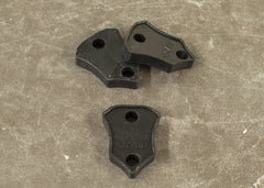 3 pack of rubber lug protectors