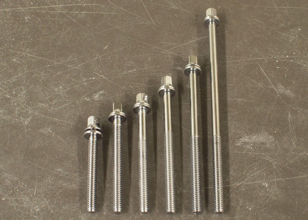 3 pack of tension rods or t-rods