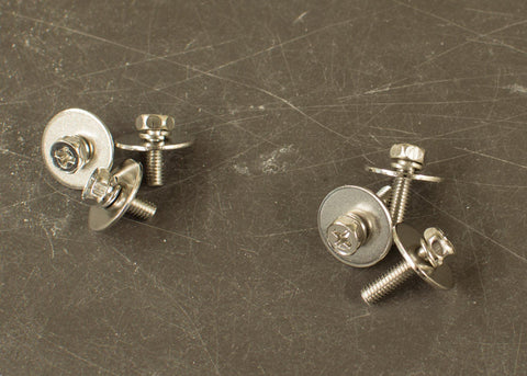 SJC Custom Drums Lug Screws and Washers