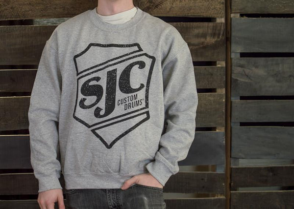 SJC Shield Crew Neck Sweatshirt