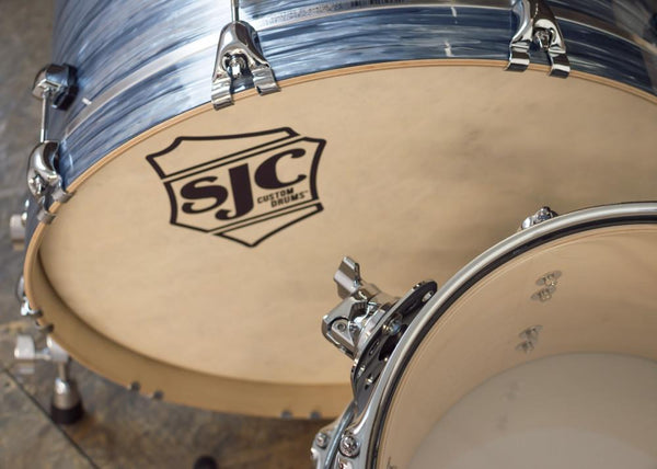 providence drum kit SJC drums