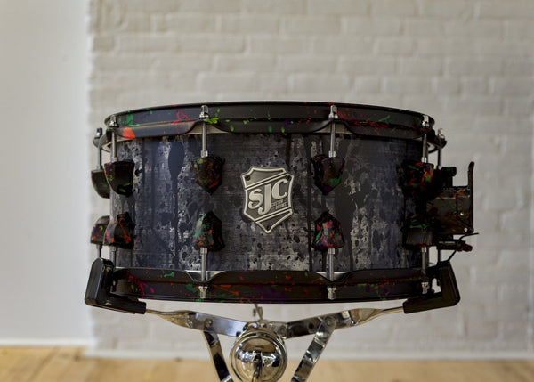 NAMM '19 - Distressed Snare