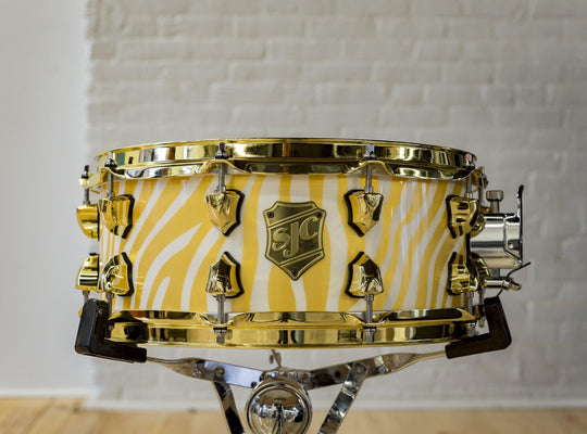 Sjc Custom Drums Built With Passion Played With Pride