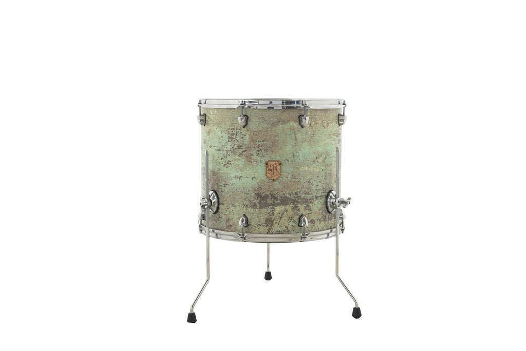"Heirloom Add-on Floor Tom - 16x18"" - Dirty Mint"