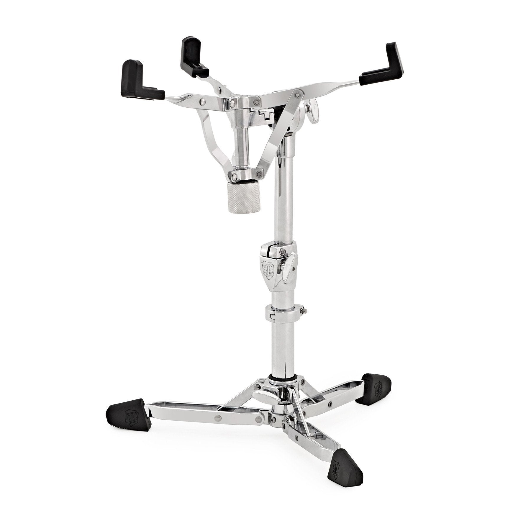 SJC Custom Drums Heavy Duty Double Braced Foundation Hardware Flatline Snare Stand