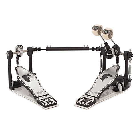 SJC Custom Drums Heavy Duty Double Braced Foundation X Hardware Double Bass Pedal