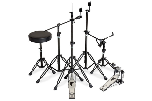13677df0d1d1 SJC Custom Drums Heavy Duty Double Braced Foundation Shadow Hardware Pack