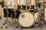 SJC tour series drum set full set up