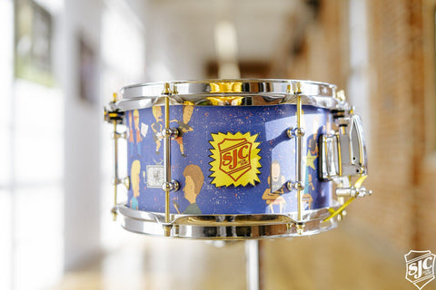 NAMM '20 - The B&B Side Snare