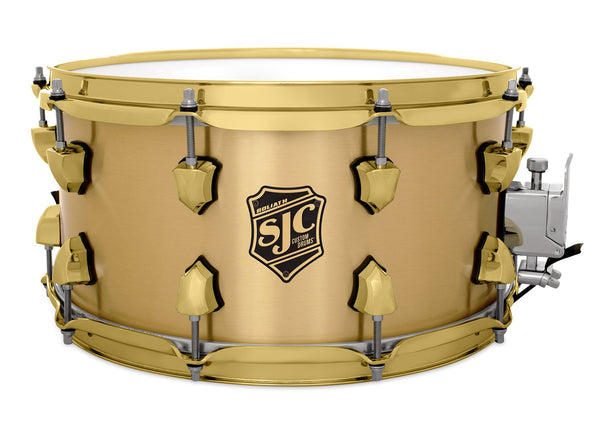 Goliath Bell Brass Snare
