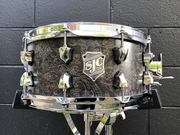6.5x14 Printed Maple Snare