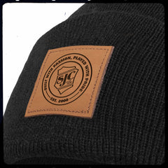 NEW Shield Patch Beanie!