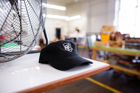 Shield Logo Dad Hat