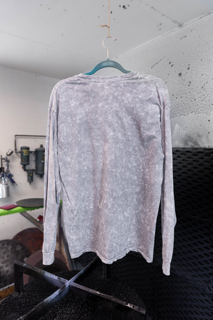 METAL Long Sleeve (SMALL)