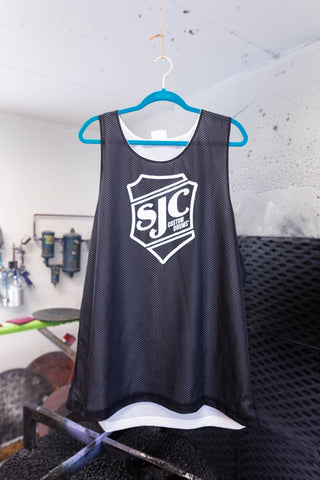 Basketball Jersey - Black