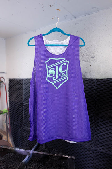 Basketball Jersey - Purple