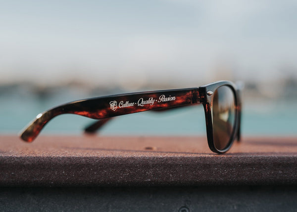 SJC Custom Drums Sunglasses
