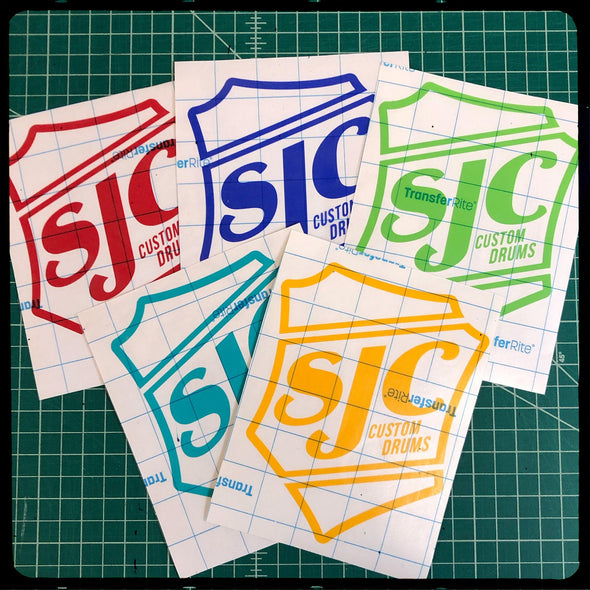 SJC Logo - Vinyl Sticker
