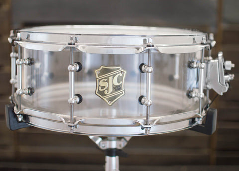 **USED** Panic! At The Disco Acrylic Snare