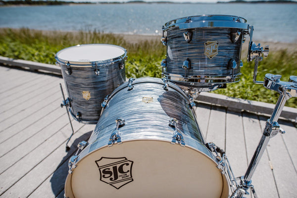 Providence 3pc Shell Pack - Silver Ripple