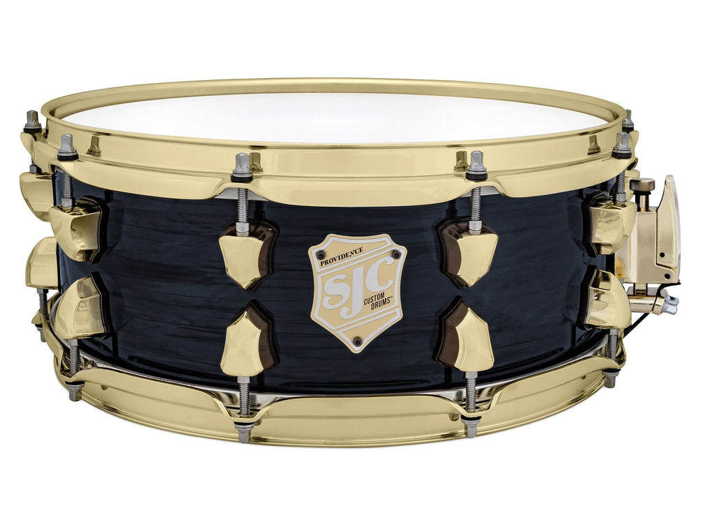 "NEW Providence 5.5x14"" Snare Drum - Raven Ripple"