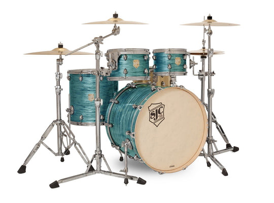Providence 4pc Shell Pack - Turquoise Ripple
