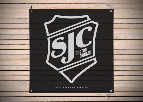 **NEW** SJC Shield Flag