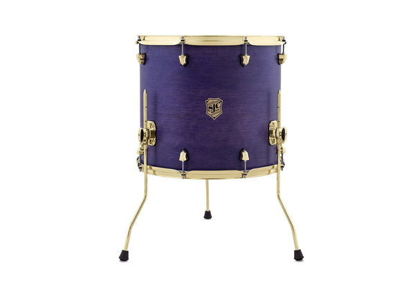 Navigator 3pc Shell Pack - Royal Purple w/ Brass HW