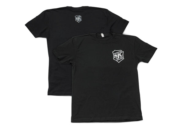 SJC Custom Drums Shield T-Shirt
