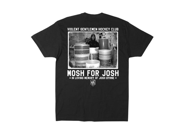 Josh Byrne Memorial Shirt