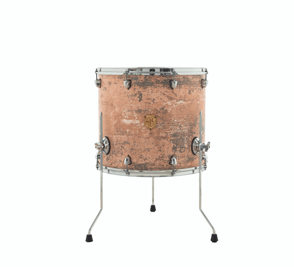"Heirloom Add-on Floor Tom - 16x18"" - Pink Lemonade"
