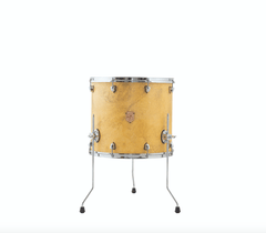 "Heirloom Add-on Floor Tom - 16x18"" - Honey Swirl"