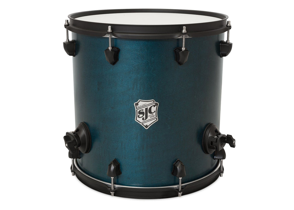 Tour Series Floor Tom | Blue Satin