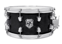 Tour Series Snare - Black Satin w/ Chrome HW