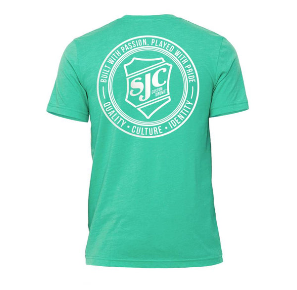 Seafoam Values T-Shirt