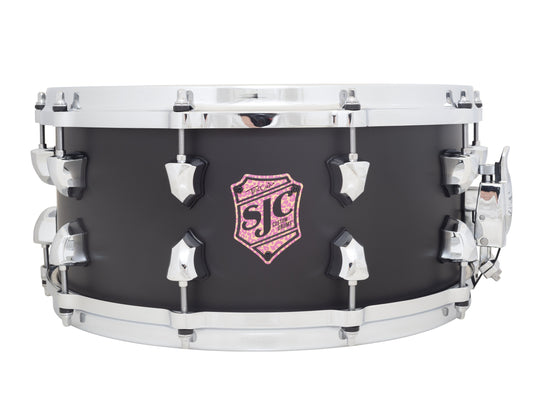 "Tré Cool ""Black Mamba"" Signature Snare"