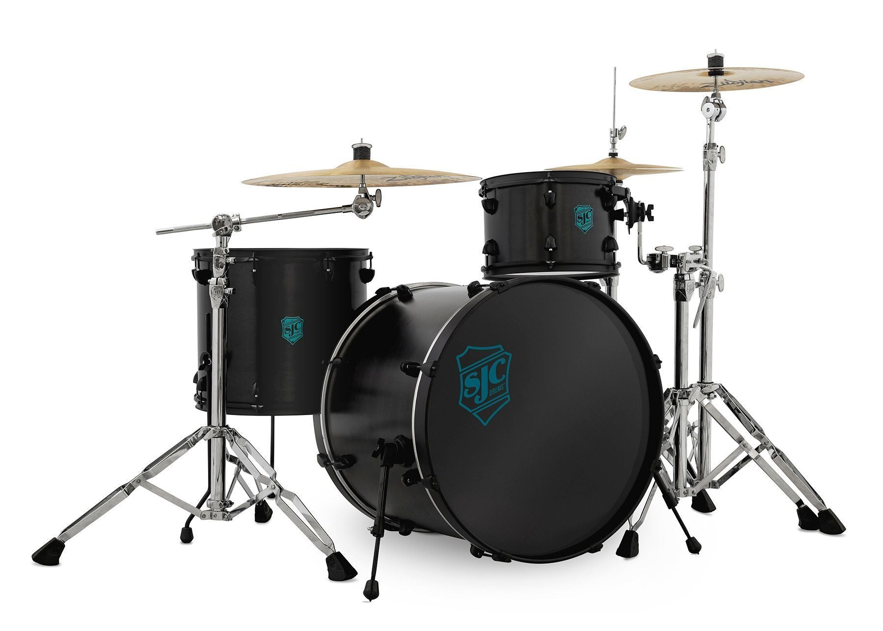 SJC Custom Drums - Built with passion, played with pride