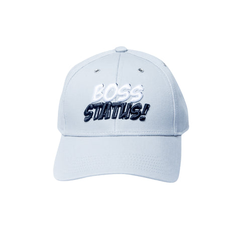 Boss Status Cap (Grey)