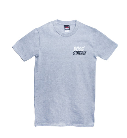 Boss Status Grey T-Shirt