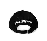 Boss Status Baseball Cap (Black)