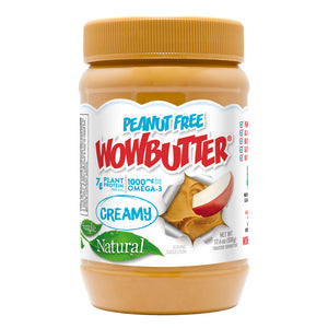 Wowbutter | Wowbutter - Creamy Toasted Soya Spread | 1 x 500g