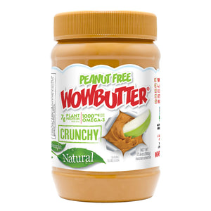 Wowbutter | Wowbutter - Crunchy Toasted Soya Spread | 1 x 500g