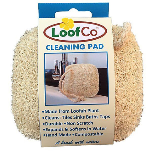 Loofco | Cleaning Pad | 1 X 1. This Product Is :- Vegan