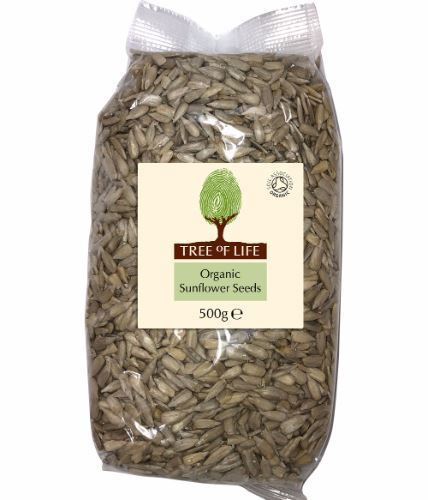 Tree Of Life | Organic Sunflower Seeds | 1 x 500g