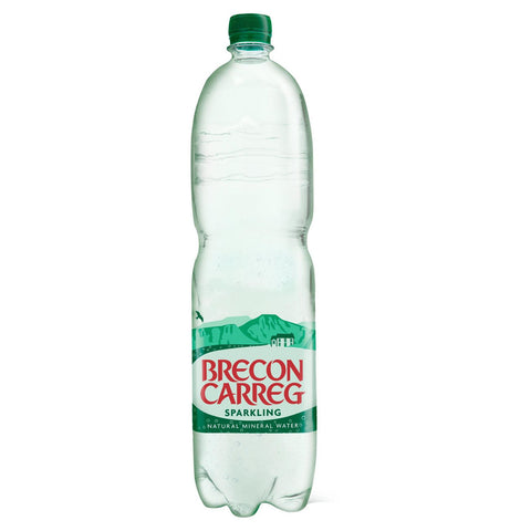 Brecon Carreg | Sparkling Water | 1 X 500ml. Sold By Superfood Market