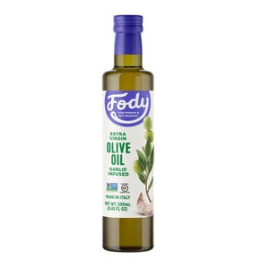 Fody Food Co (it) | Fody  Garlic Infused Italian Olive Oil | 1 x 250ml | Fody Food Co (It)